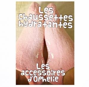 Les chaussettes hydratantes