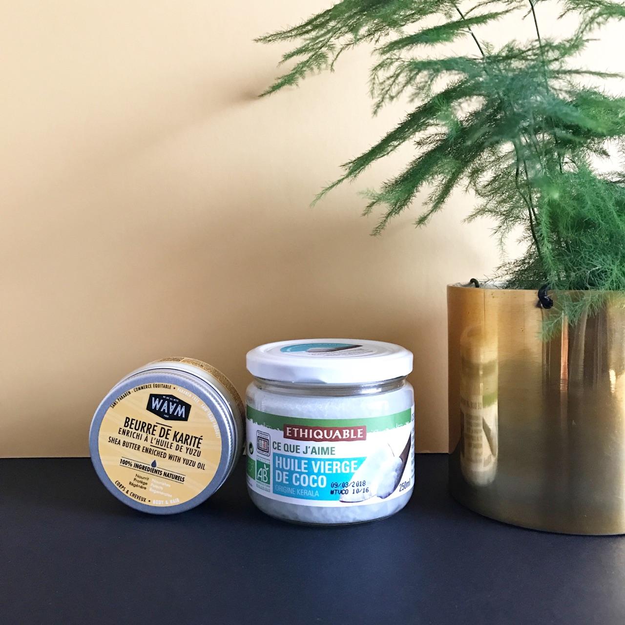 Protection des cheveux MER et SOLEIL
