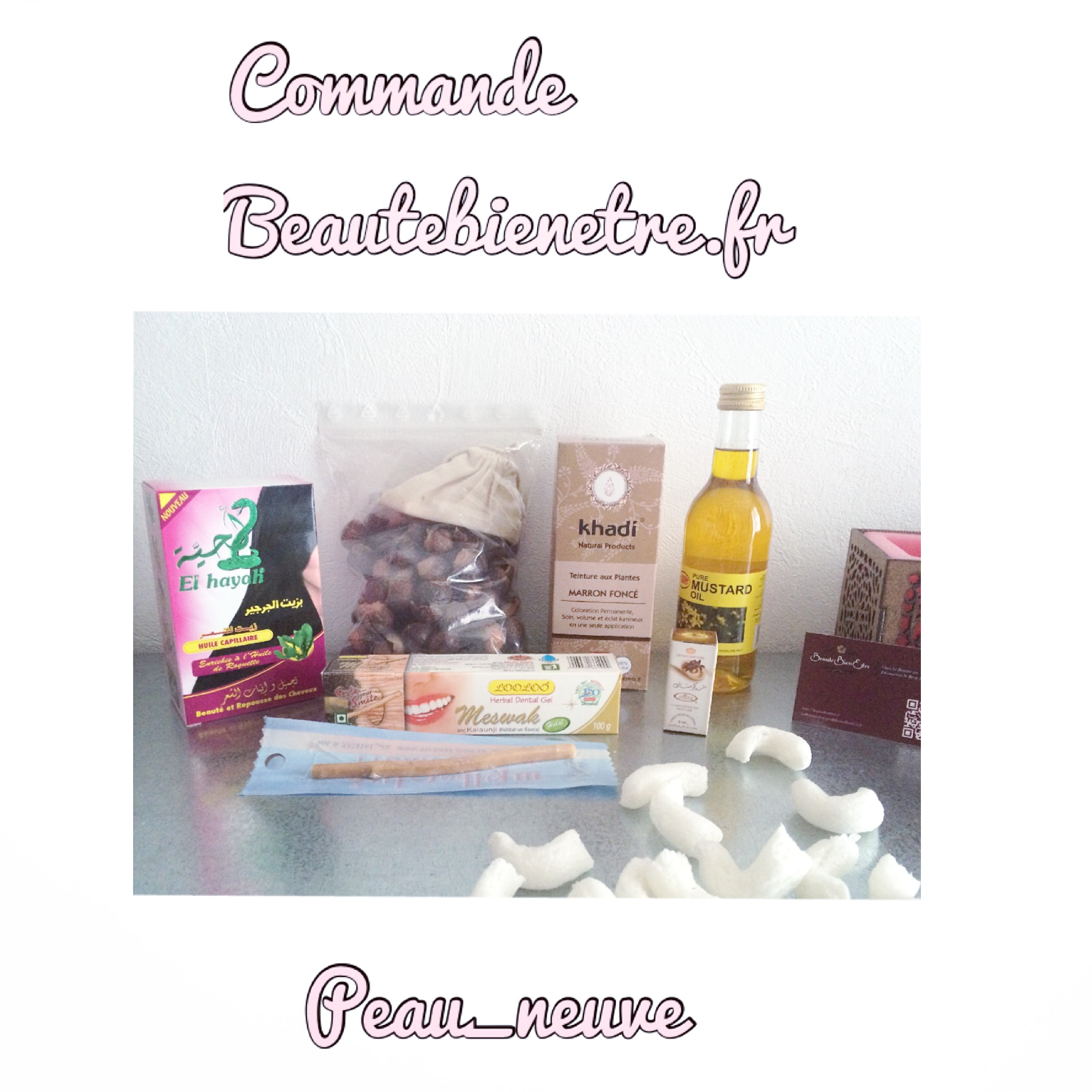 HAUL Beautebienetre.fr #1