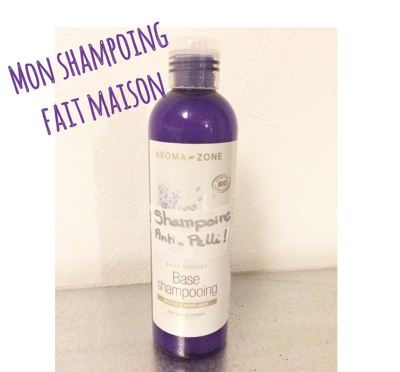 Shampoing anti pelliculaire fait maison peau neuve for Antipelliculaire maison