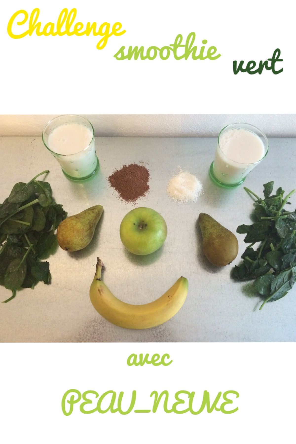 GREEN SMOOTHIE #2
