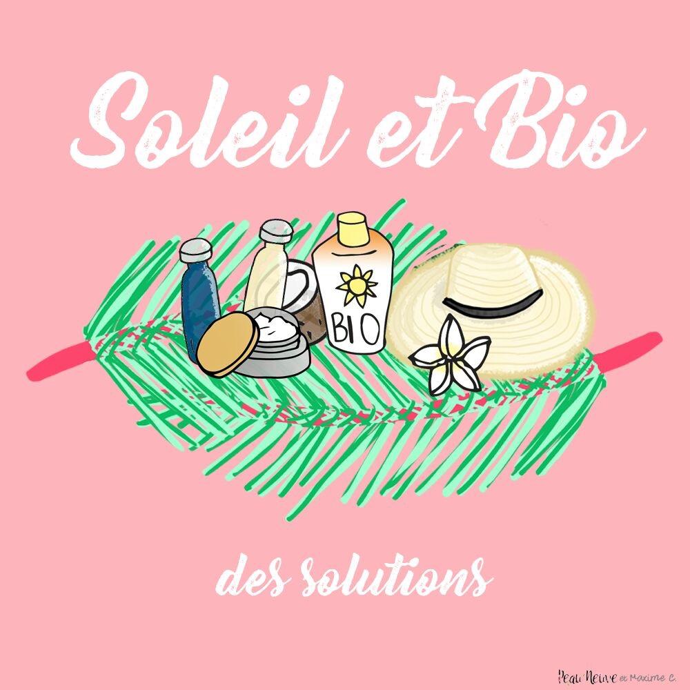 SOLEIL et BIO : des solutions