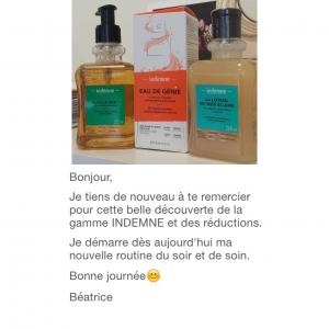 Indemne aromathérapie