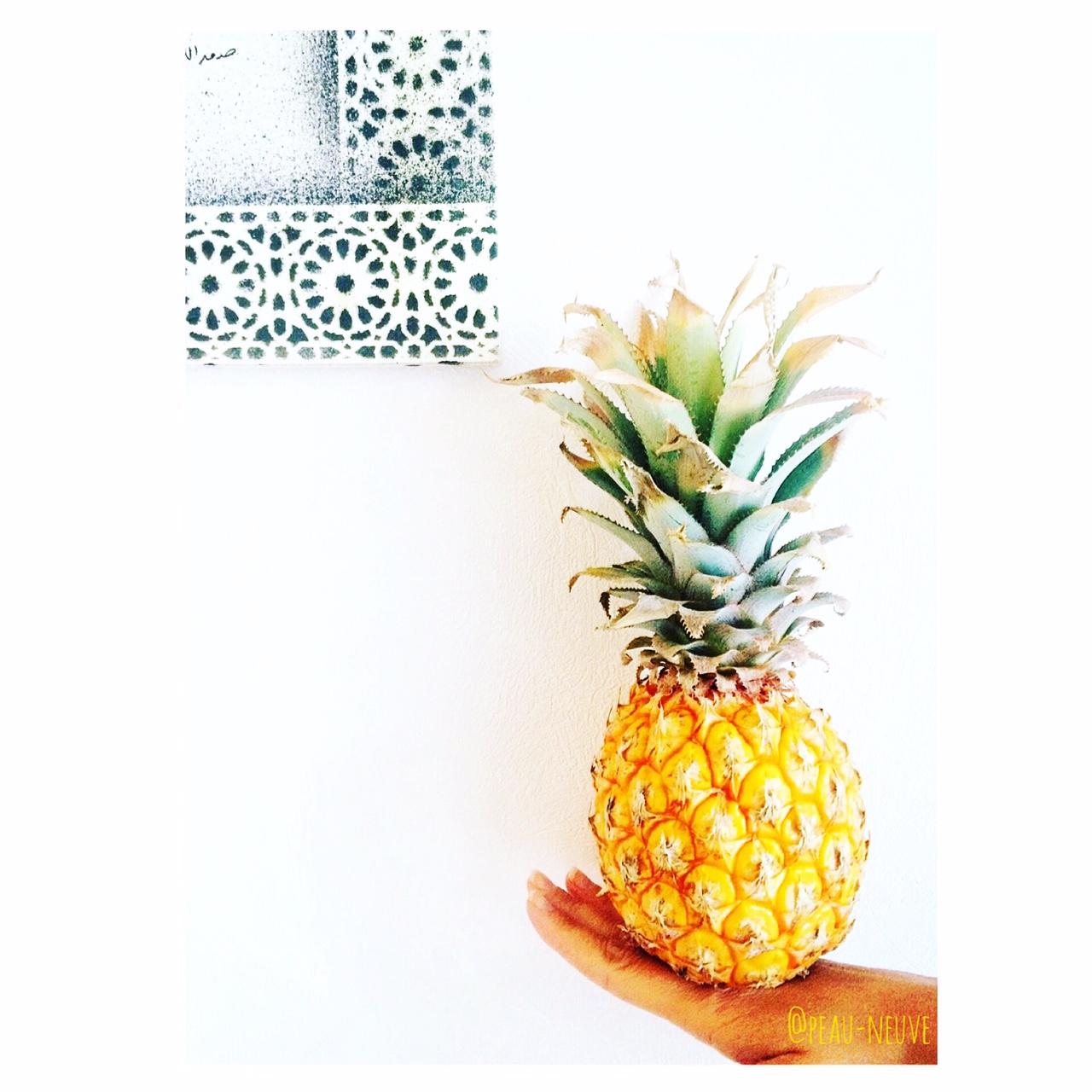 L'ananas à tout faire