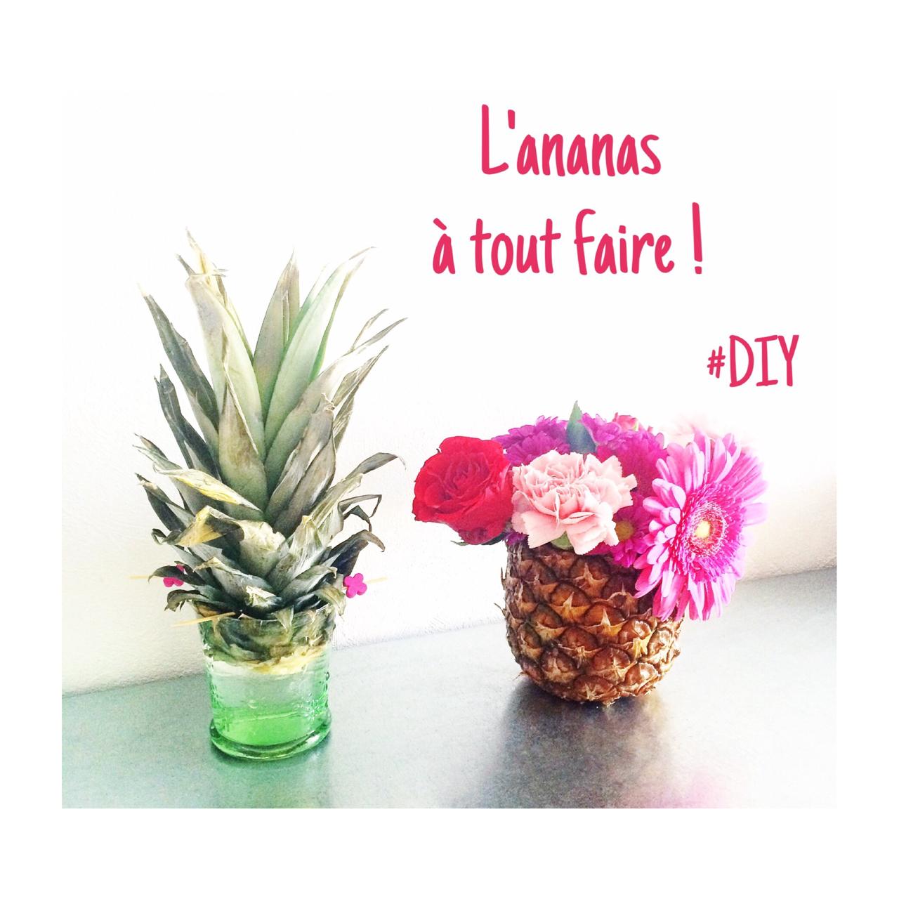 L'ananas à tout faire #DIY