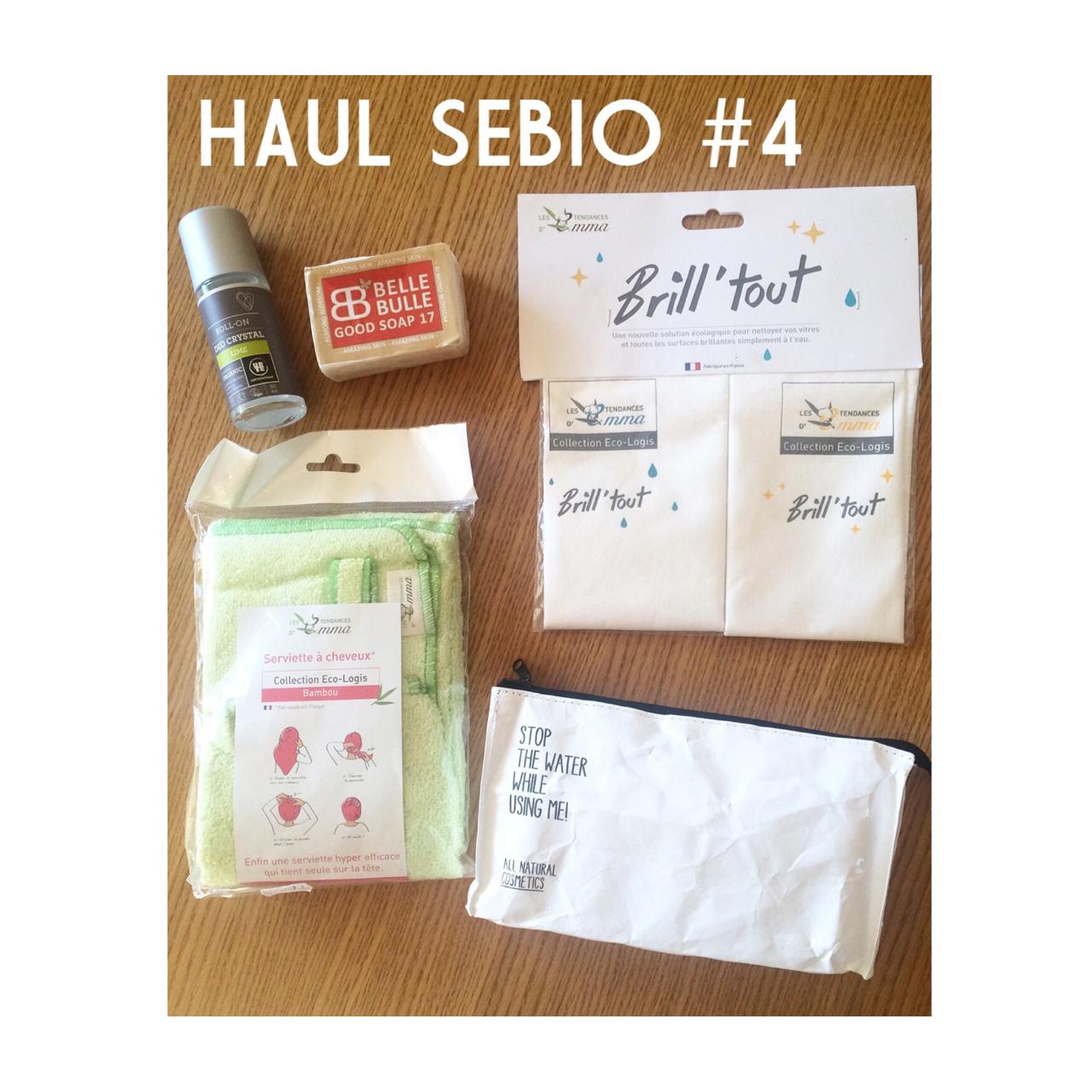 HAUL SEBIO #4