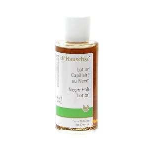 lotion capillaire au neem