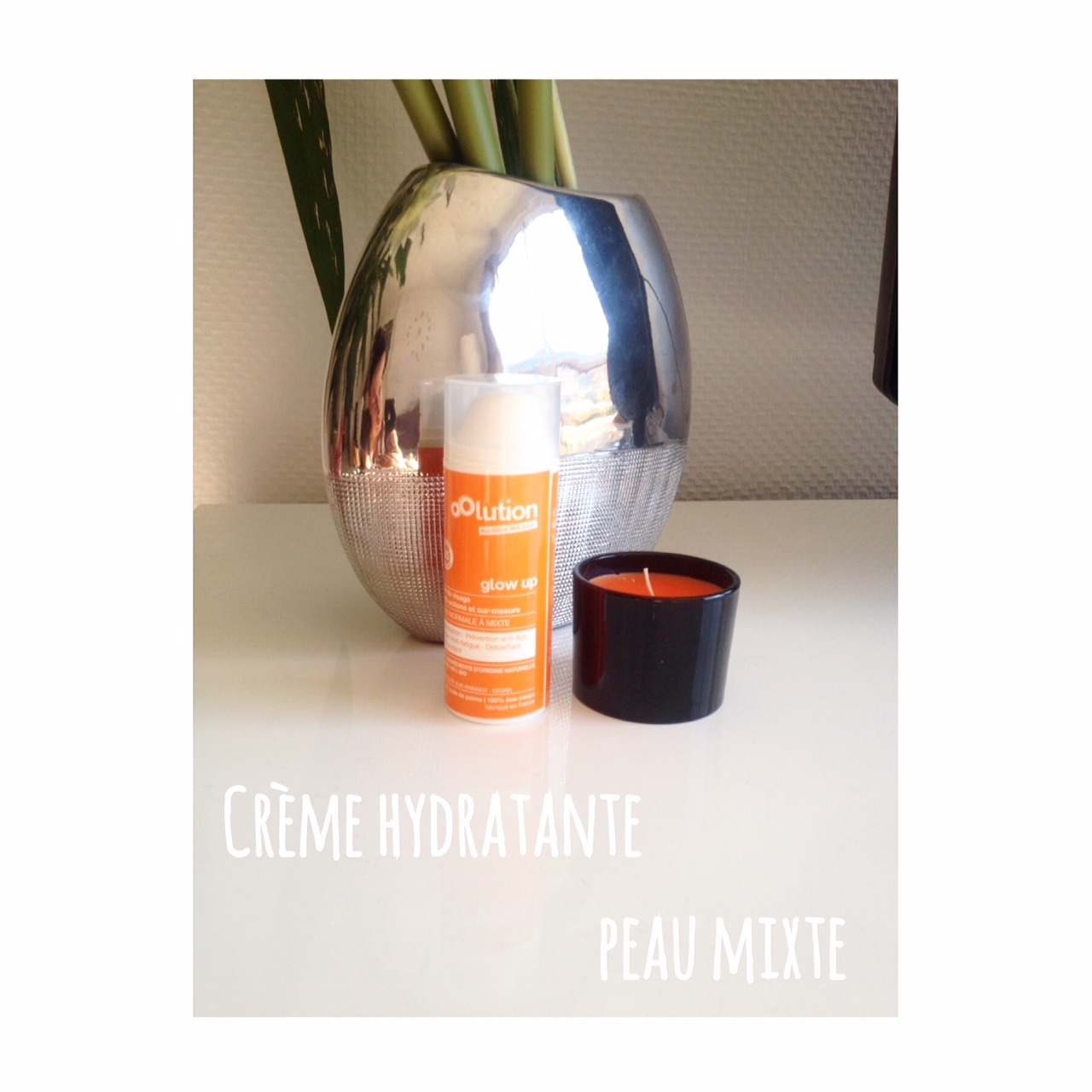 Oolution et sa crème hydratante