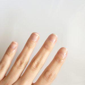 Durcisseur naturel pour ongles