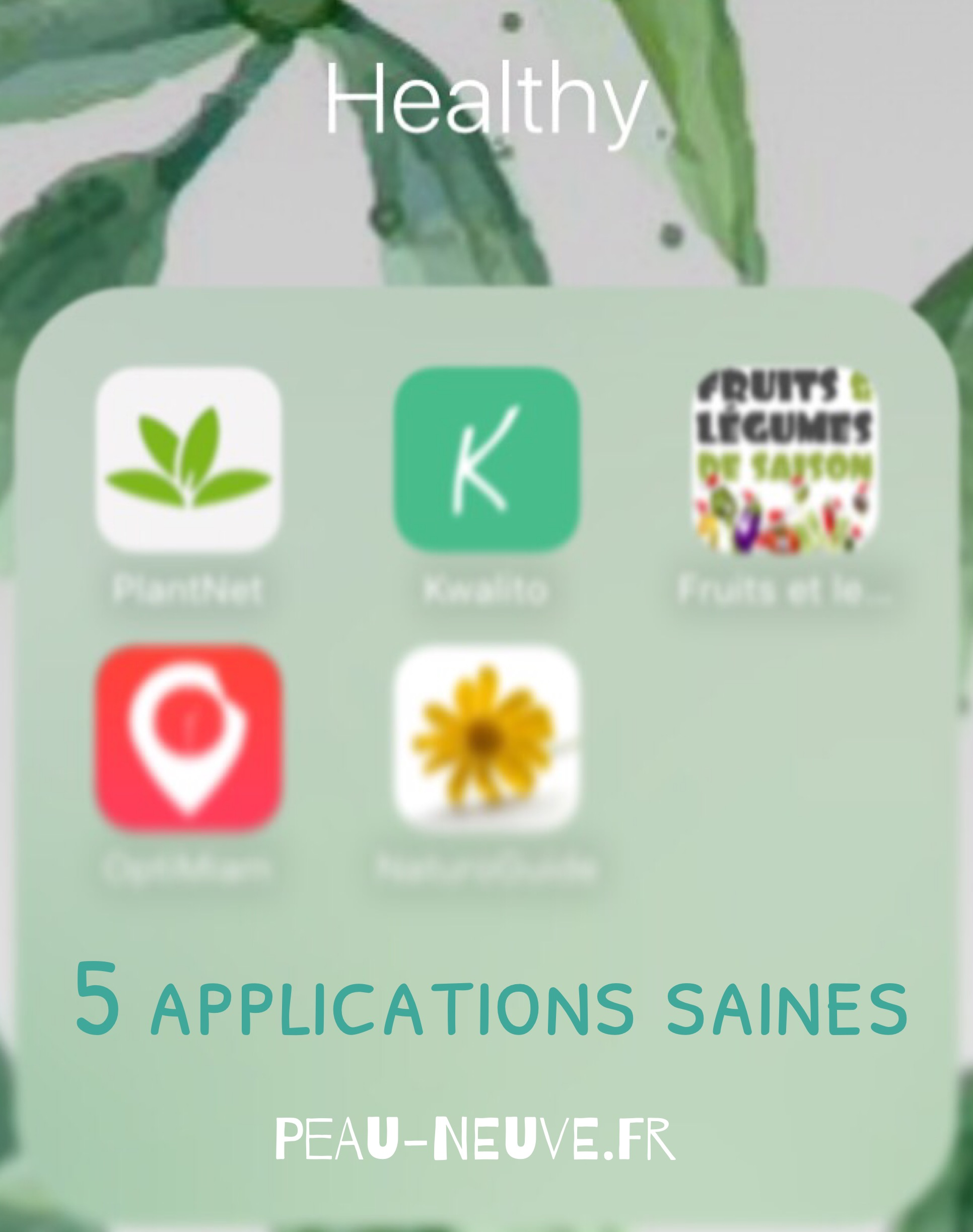 5 applications healthy #2