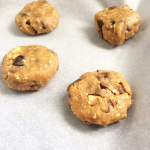 Healthy cookie kit