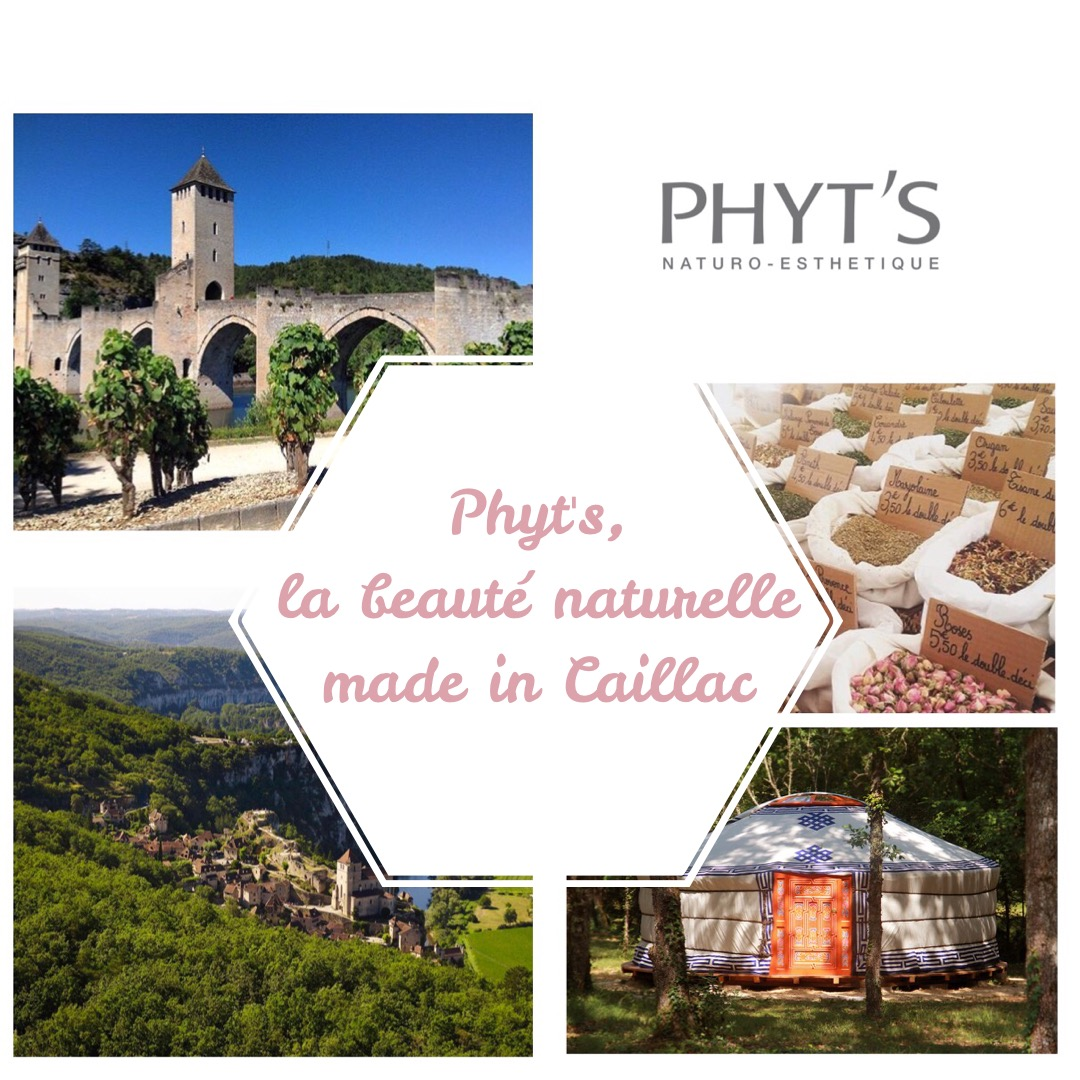 PHYT'S, la beauté naturelle made in Caillac