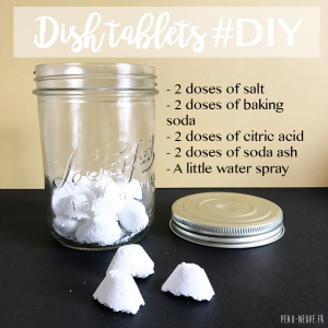 dish tablet recipe