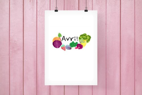 L'affiche AVRIL - #PRINTABLE