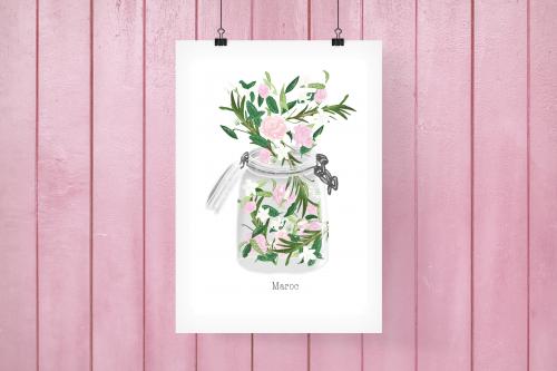 Des fleurs en vrac #MAROC