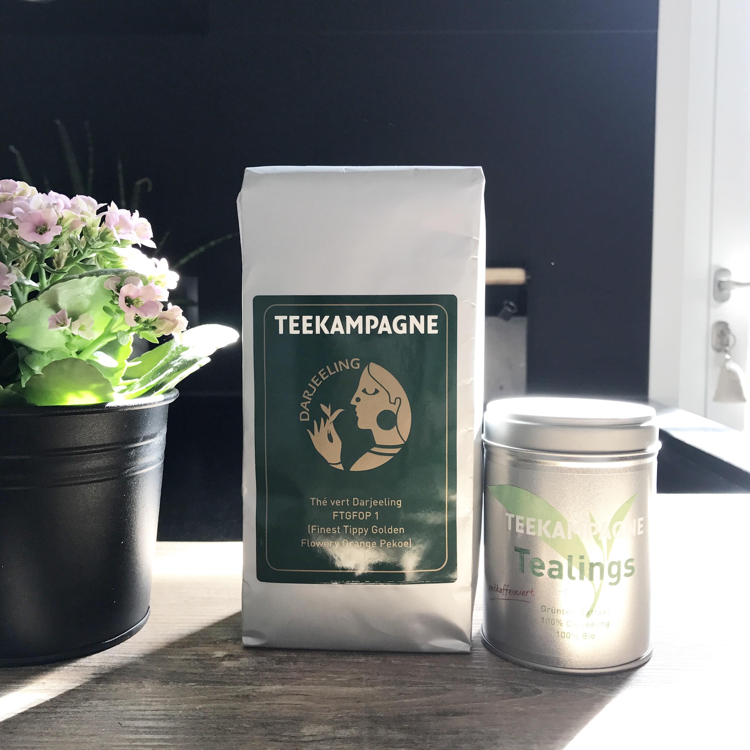 Préserver le climat, ça peut commencer par une tasse de thé!