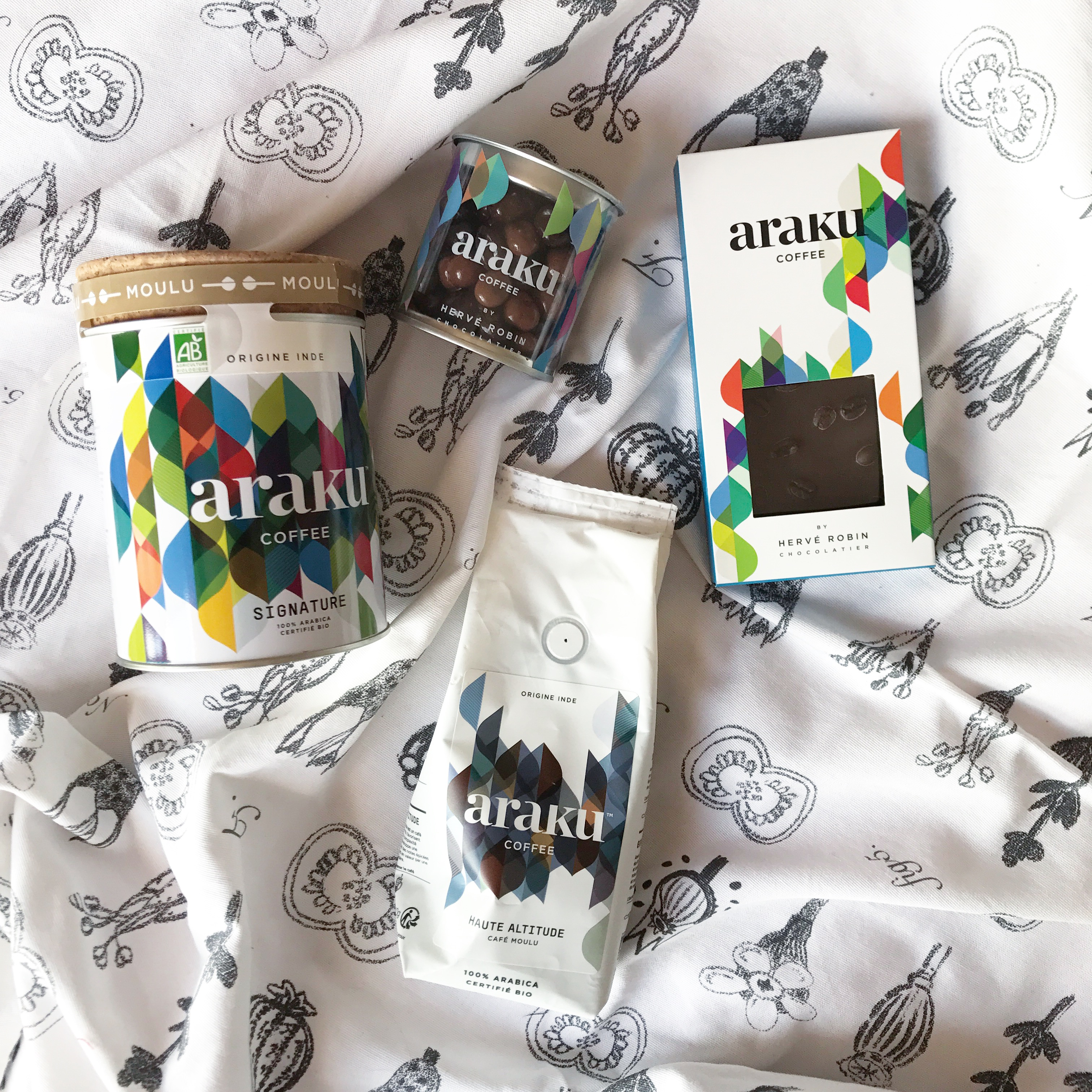 ARAKU COFFEE, le café BIO et éthique
