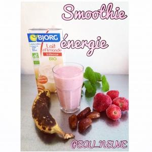 smoothie ultra énergie