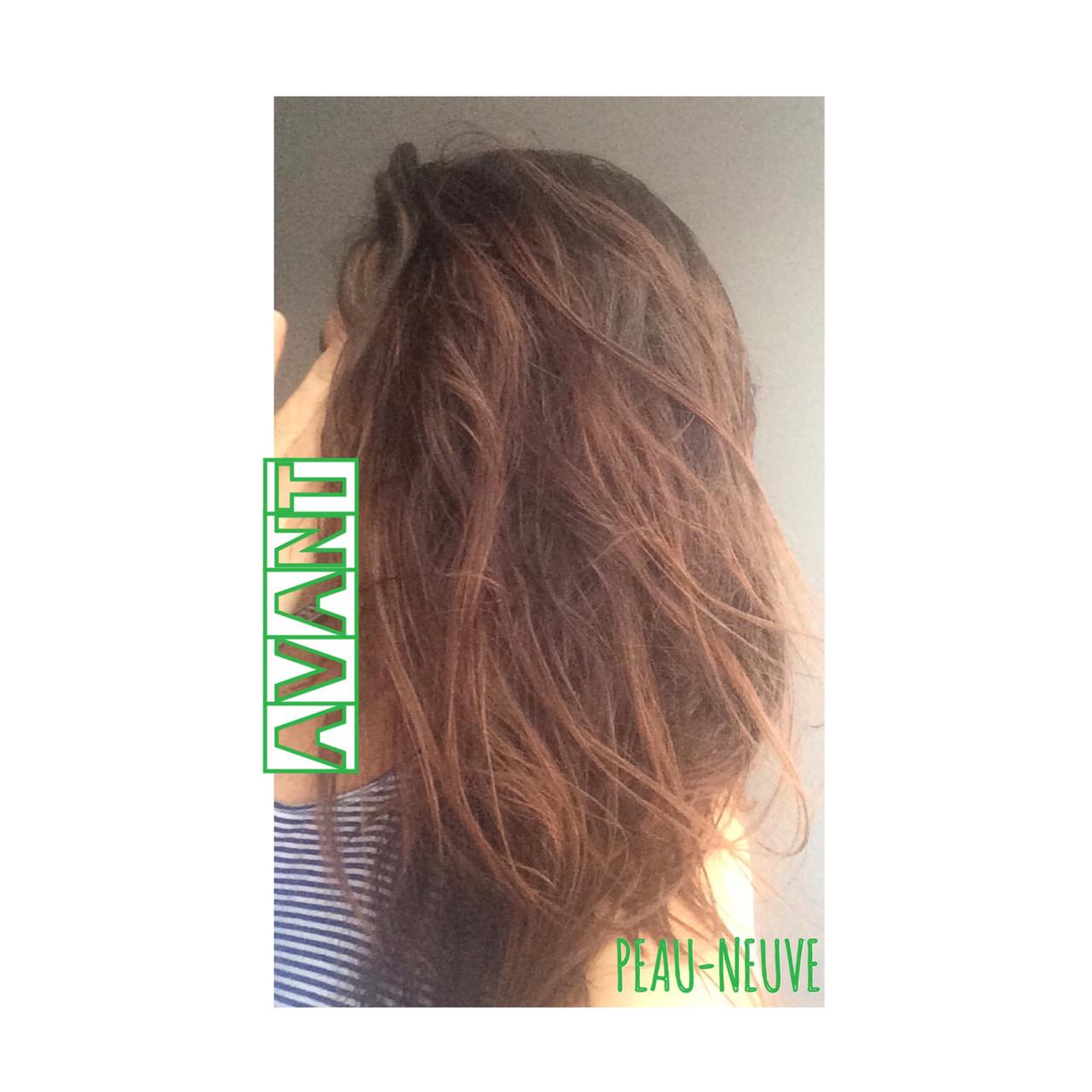 coloration naturelle pour cheveux chatains