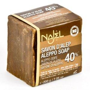savon d'alep peau grasse