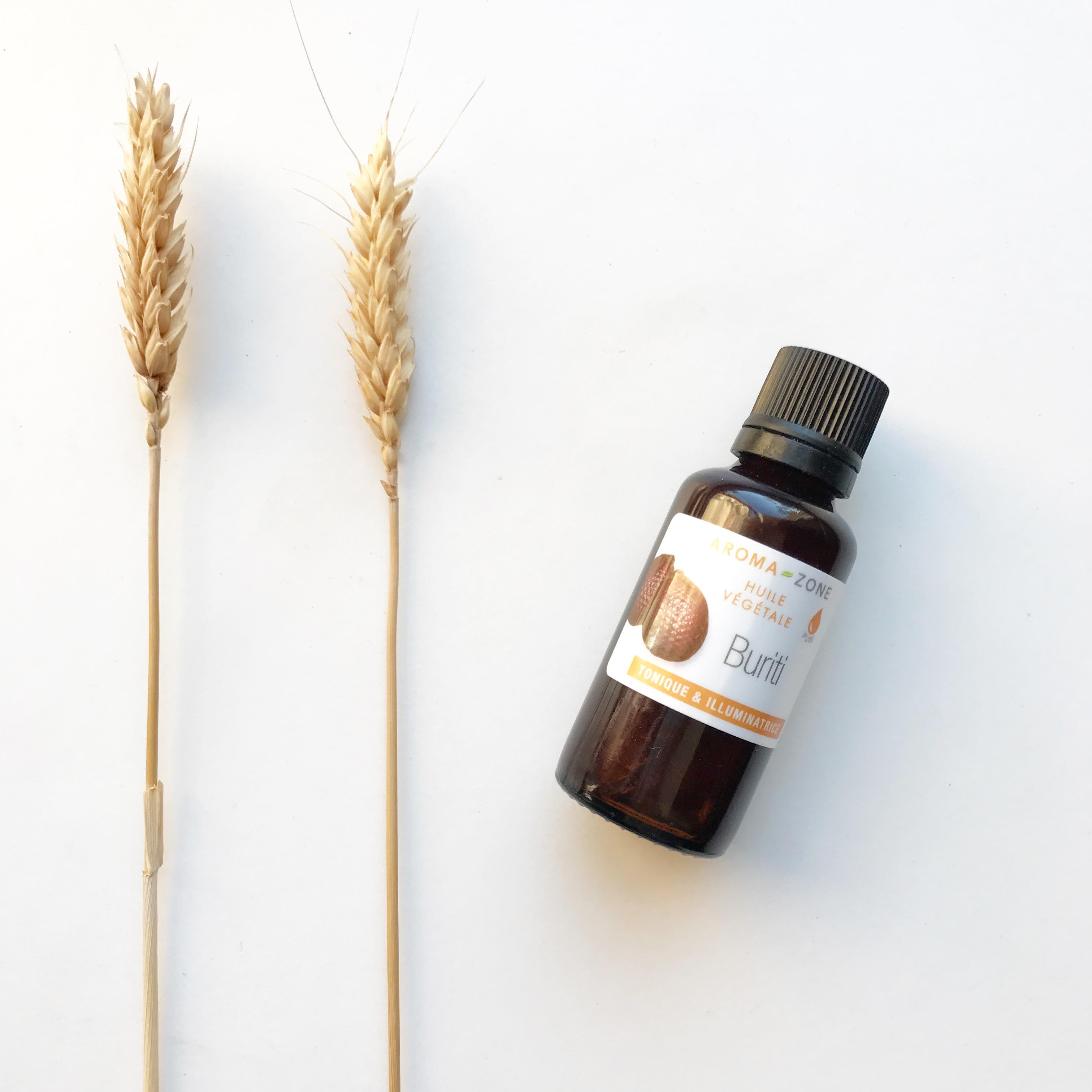 buriti huile végétale