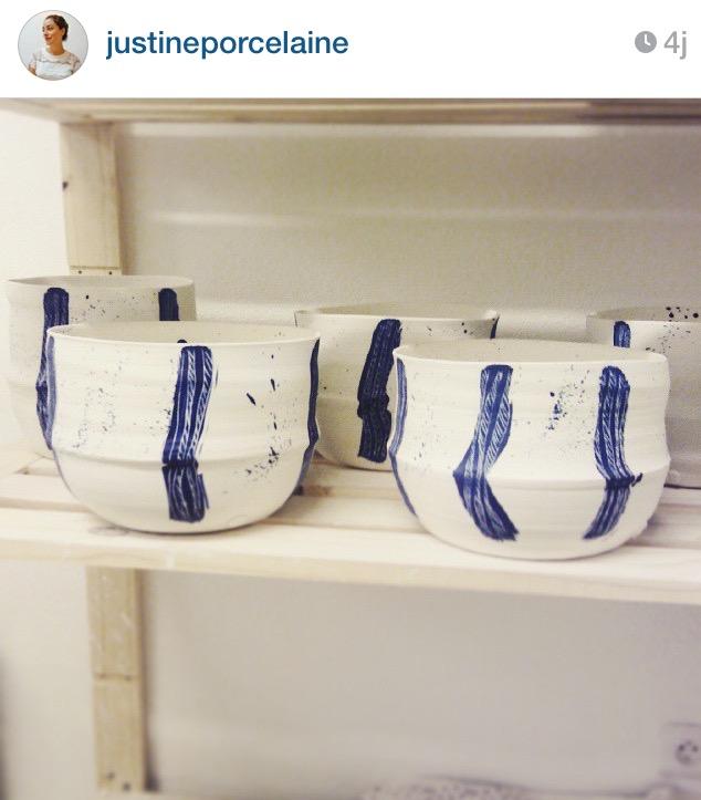 Les Petites Porcelaines les petites porcelaines justine - peau neuve