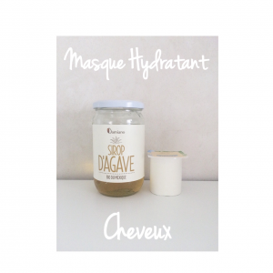 Masque hydratant cheveux