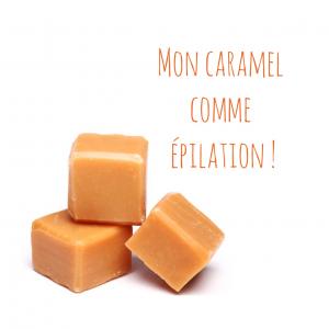 Caramel épilation naturelle