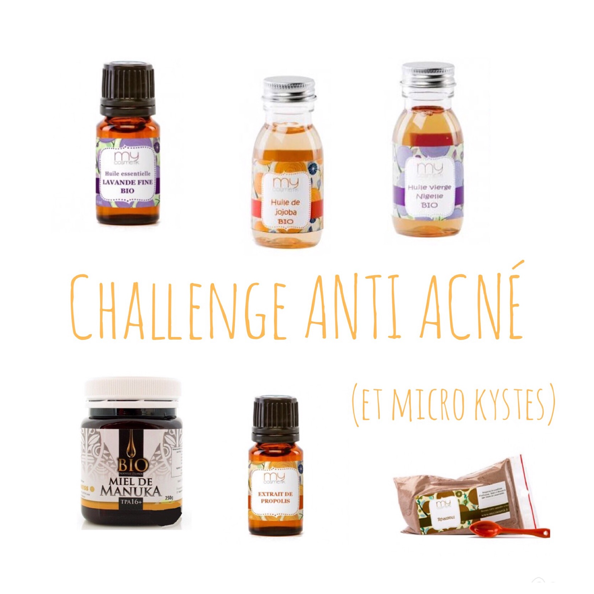 Nouveau challenge anti-acné   LA ROUTINE ! e42dc469584