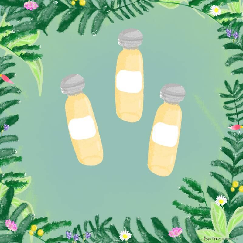 huile vegetale pour peau grasse