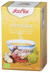Himalaya Yogi tea