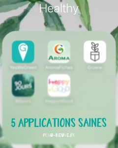 5 applications healthy