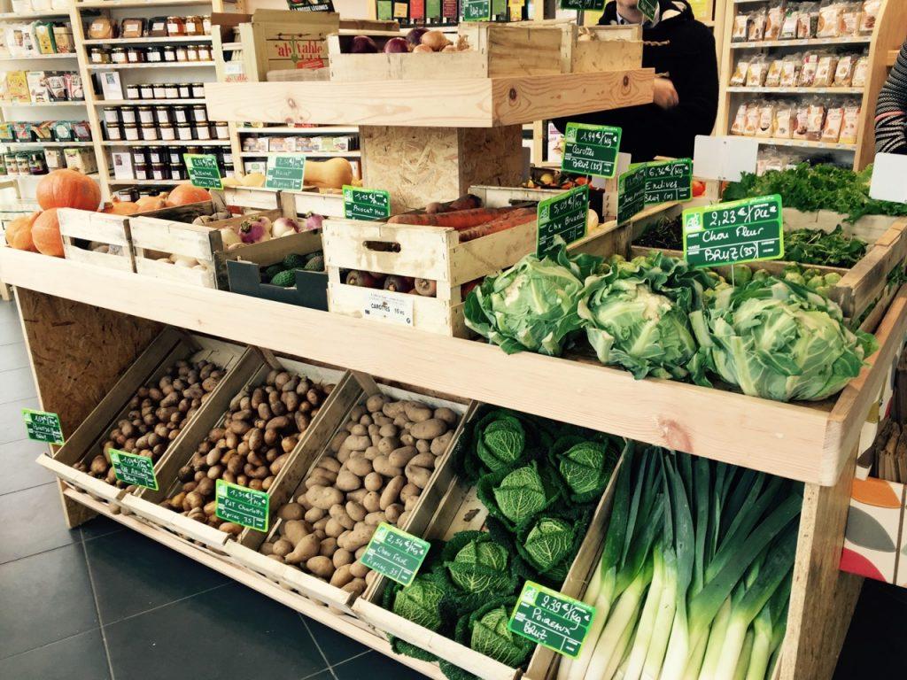 L'épicerie au grand air, le 100% BIO à Rennes