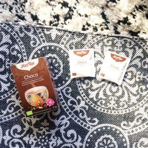 Thé Yogi Tea Best Seller CHOCO